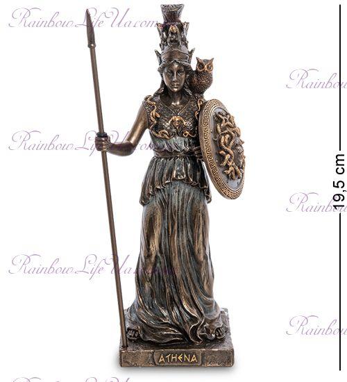 """Статуэтка Афина - богиня мудрости и справедливой войны """"Veronese"""""""