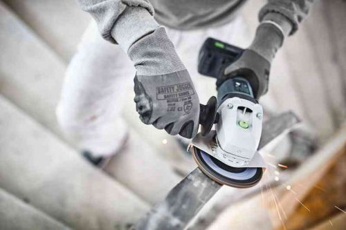Аккумуляторные углошлифовальные машинки AGC 18-125 Li 5,2 EB-Plus