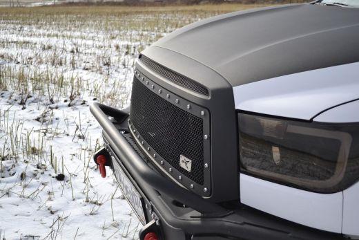 Решетка радиатора BMS Тойота Тундра 2010-2013 рестайлинг V1