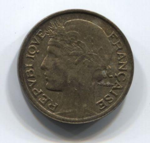 50 сантимов 1931 года Франция XF-