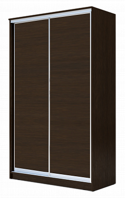 Шкаф купе с двумя дверями на 1200 мм