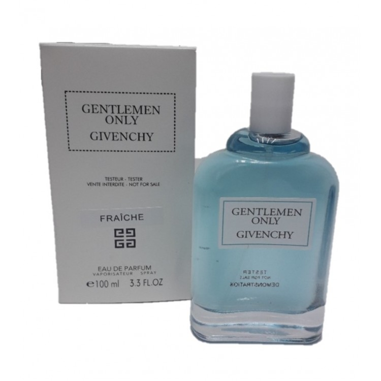 Тестер Givenchy Gentlemen Only Fraiche 100 мл