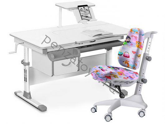 Комплект Парта+кресло Mealux EVO-40