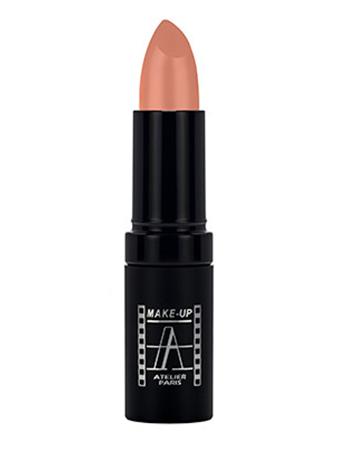 "Make-Up Atelier Paris Cristal Lipstick B04 Помада ""Кристалл"" сатиновая роза"