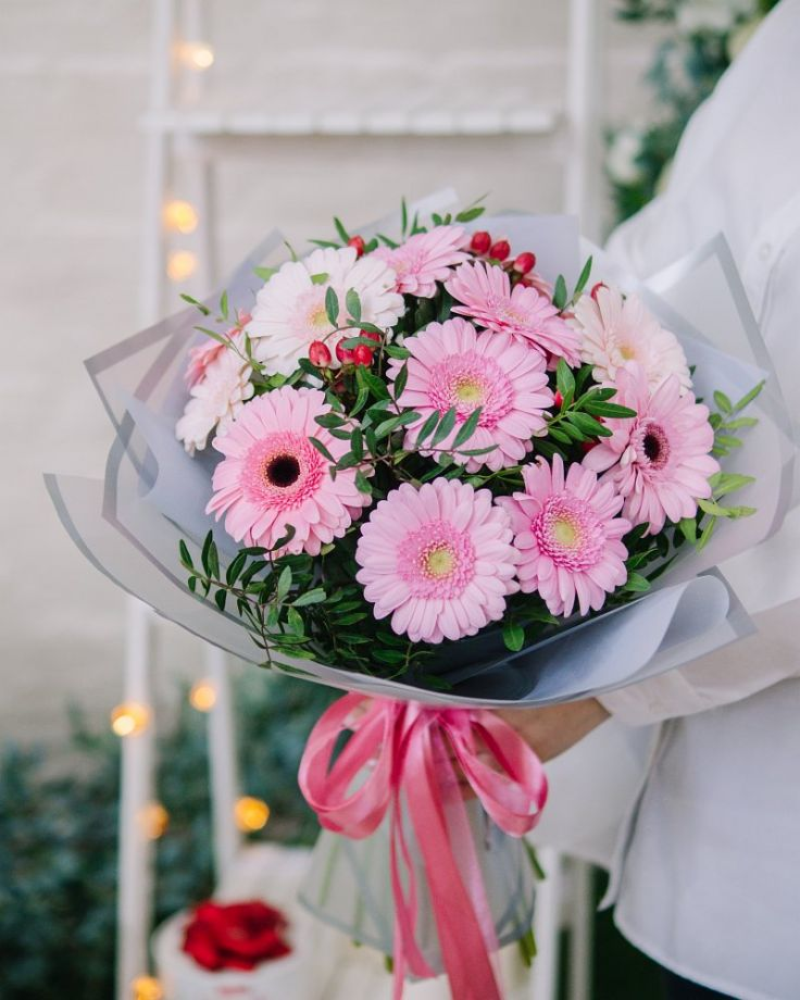 """Букет цветов """"Джулия"""" c доставкой в Комсомольске"""