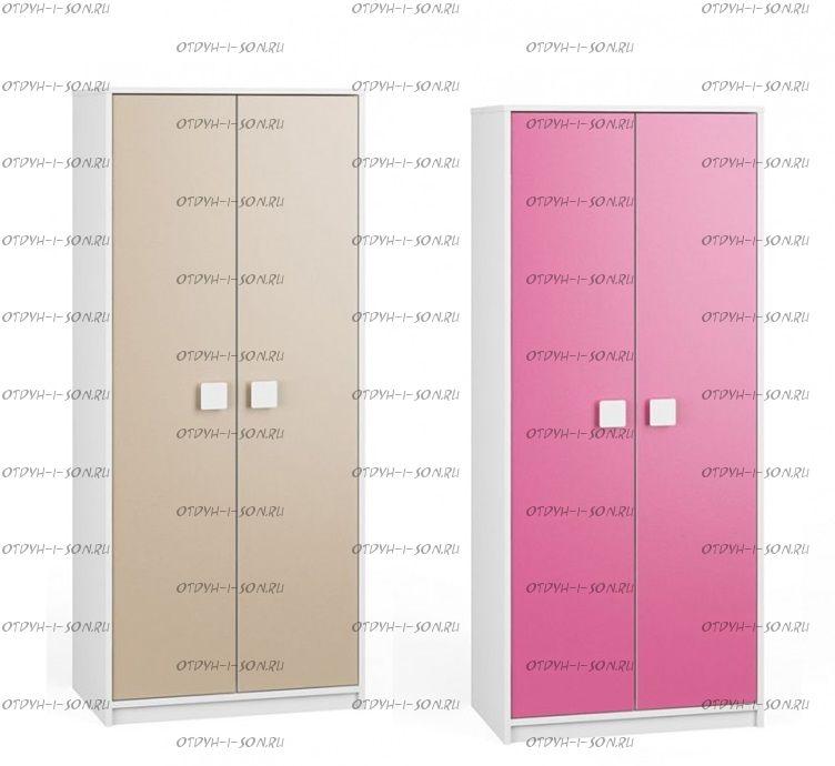 Шкаф двухдверный Легенда Л-06 (71х45х166)