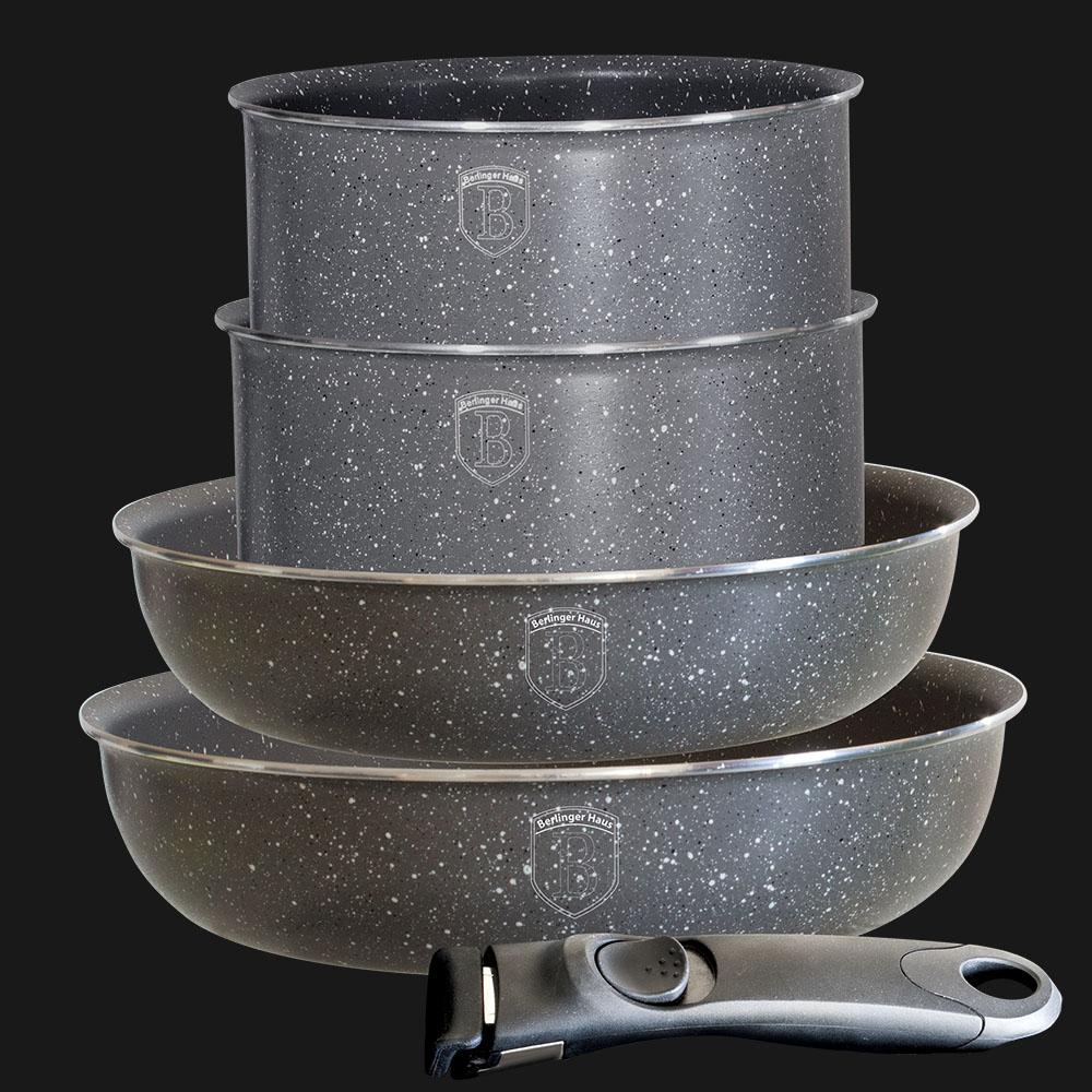 Набор посуды из 5 предметов Berlinger Haus BH-1477
