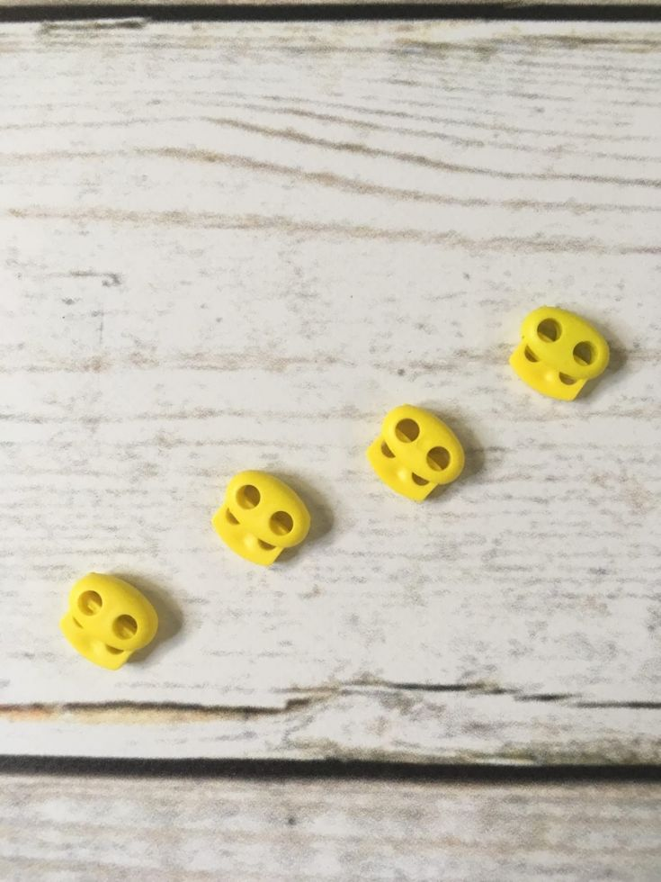 стопперы желтый