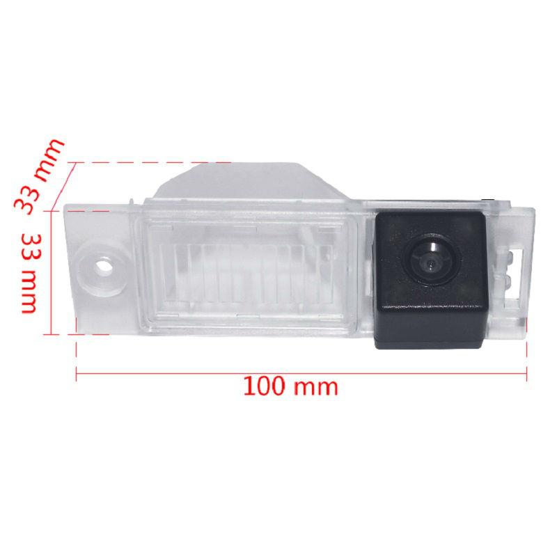 Камера заднего вида Kia Ceed