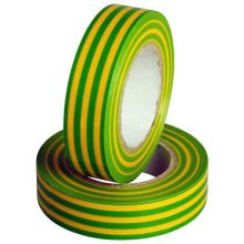 Изолента NEOMATEC 0.13 х19 мм х 25 м желто-зеленая