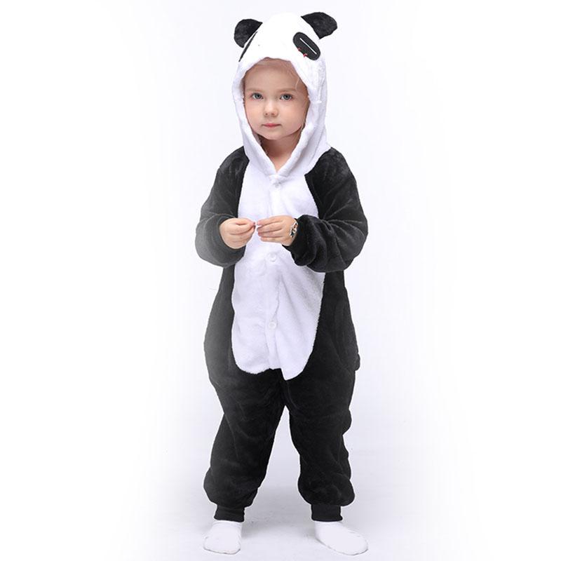 Детская Пижама Кигуруми Панда