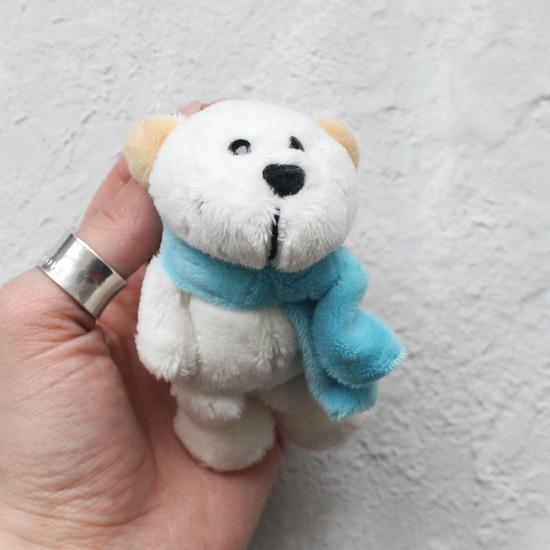 Мишка для куклы Nici, 10 см