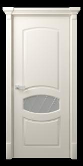 Межкомнатная дверь Аделина 3 Стекло Рим