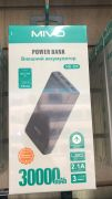 MB-300 MIVO Power Bank 3 USB/LSD 30000mAh
