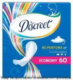 Discreet.Женские гигиен. прокладки на каждый день Air Multiform Trio 60шт ПрепакКороб, шт