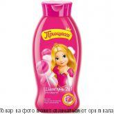 """Принцесса.Шампунь для волос """"Тутти-фрутти"""" 400мл, шт"""