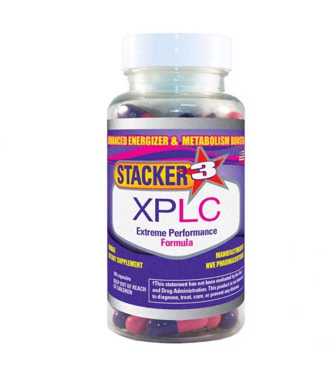Stacker 3 XPLC 100 кап