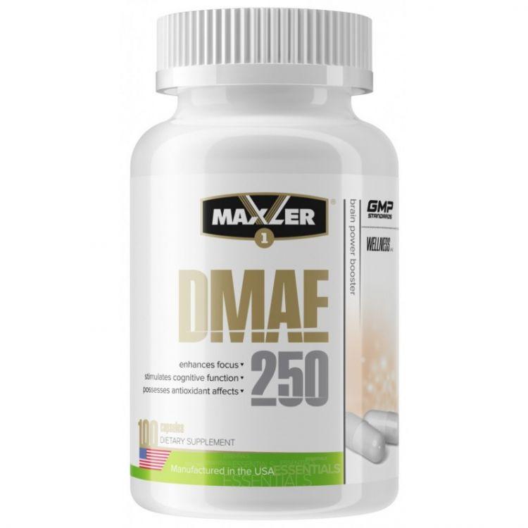DMAE 250 от Maxler 100 таб