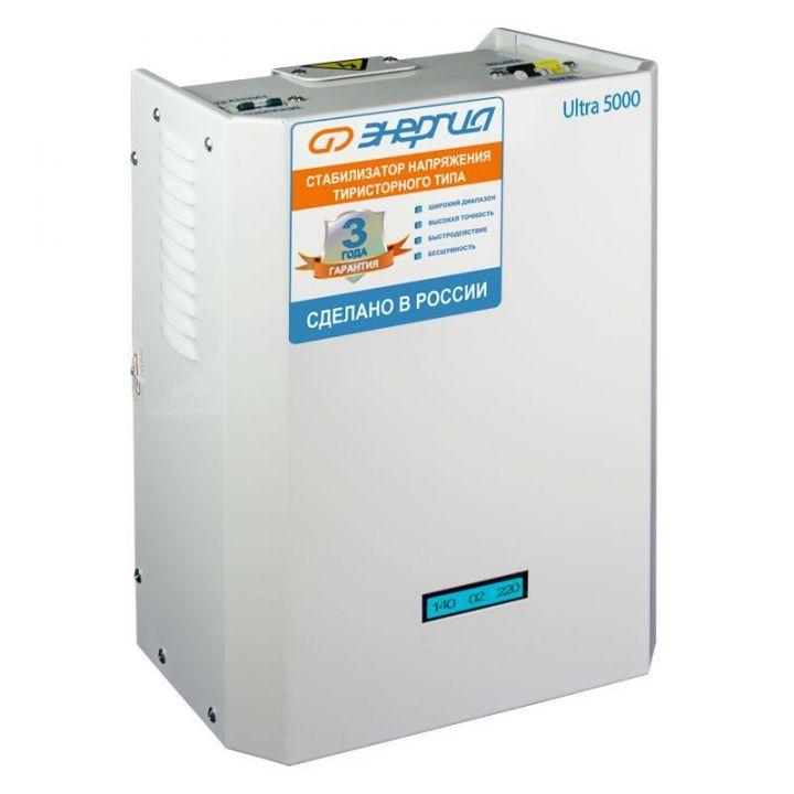Стабилизатор Энергия Ultra 5000