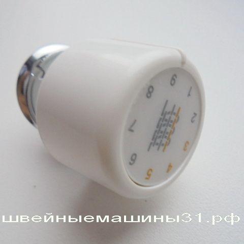 Регулятор натяжения нити JUKI 644, 654, majestic 54, majestic 55 (желтый)   цена 800 руб.