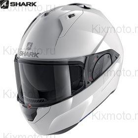 Мотошлем Shark Evo Es Blank, Белый