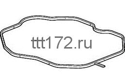 Прокладка крышки клапанной DC11/12/16 DSC12 DT12 Scania