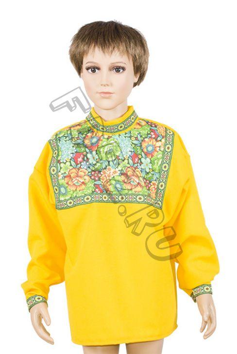 """Рубаха """"Кадриль"""" арт. КС163"""