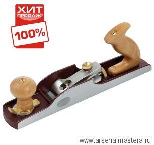 Рубанок DICK (Dictum) N62 350 мм / 50 мм / 12 град с ручкой HotDog для правого борта (для левшей) М00006119 ХИТ!