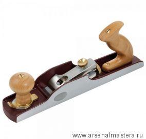 Рубанок DICK (Dictum) N62 350 мм / 50 мм / 12 град с ручкой HotDog для левого борта (для правшей) М00013954