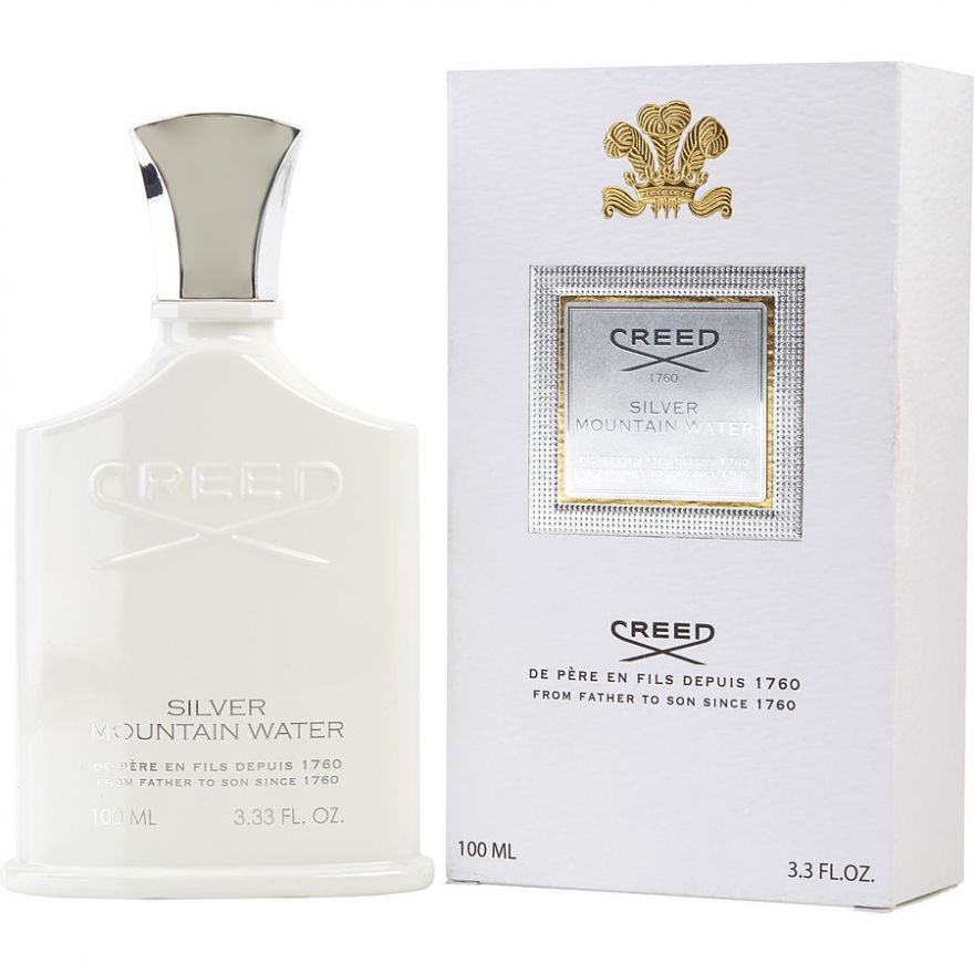 Парфюмерная вода Creed Silver Mountain Water 100 мл
