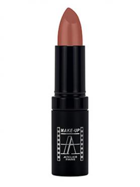 """Make-Up Atelier Paris Cristal Lipstick B44 Помада """"Кристалл"""" коричнево-розовый"""