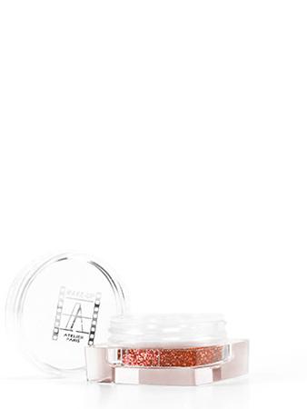 Make-Up Atelier Paris Sparkles Model SL10 Пудра рассыпчатая мерцающая из слюды красная медь