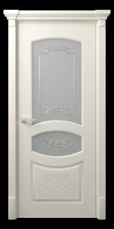 Межкомнатная дверь Аделина 2 Деко Стекло Адель