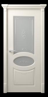 Межкомнатная дверь Фелиция 2 Деко Стекло Вензель