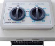 Lympha Press Mini модель 201 в белом корпусе профессиональный аппарат для лимфодренажа www.sklad78.ru