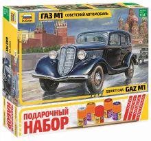 """3634ПН Советский автомобиль """"ГАЗ М1"""""""