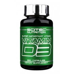 Scitec - Vitamin D3