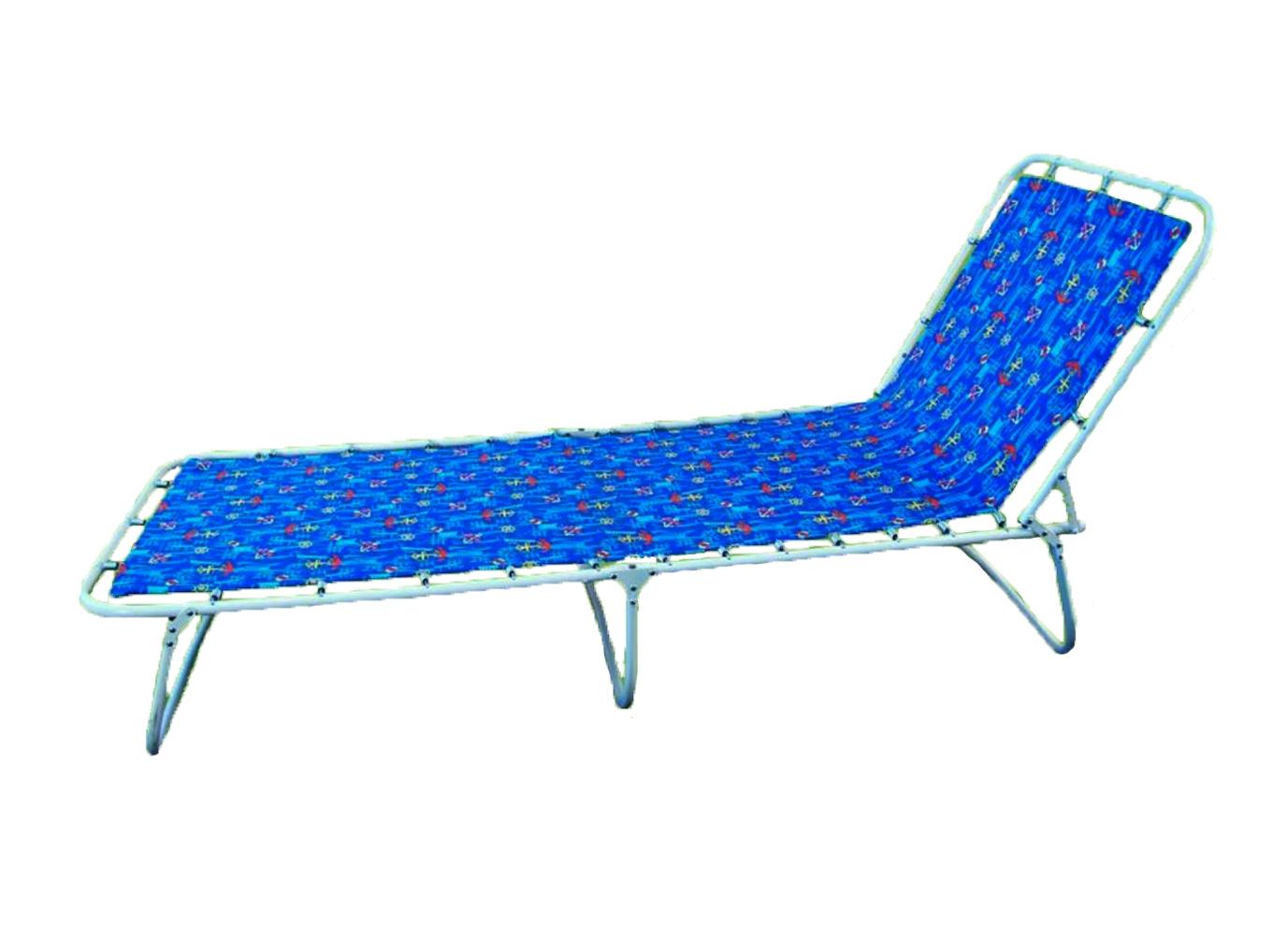 Кровать раскладная жёсткая Олеся до 90 кг