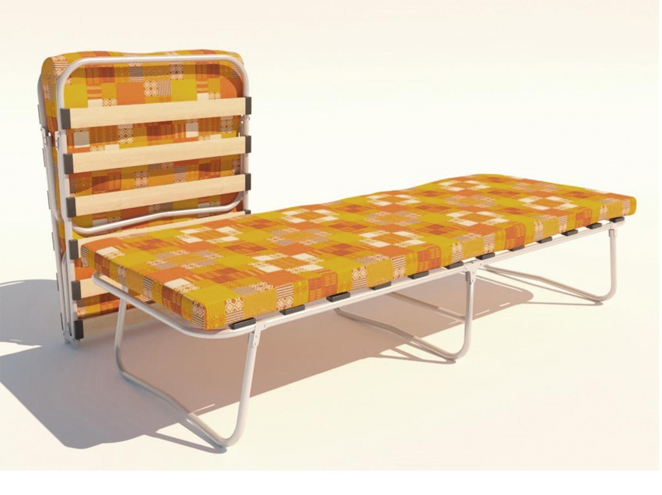 Кровать-тумба Гармония-2 (лам) до 120 кг
