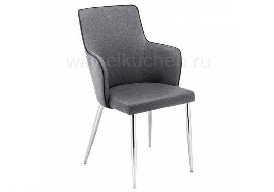 Benza grey fabric