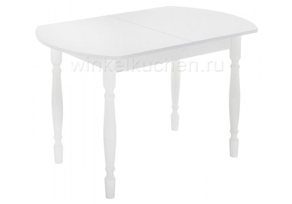 Стол деревянный Риттен белый
