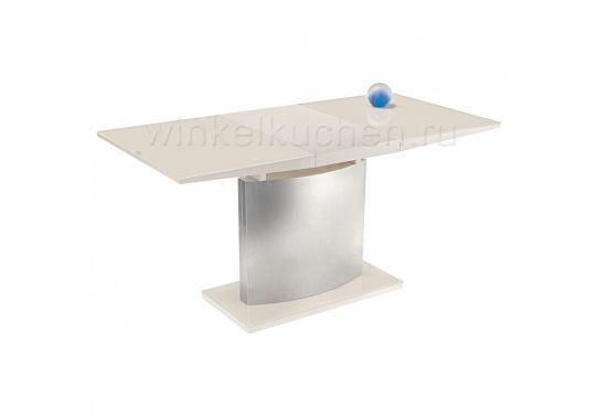 Стол стеклянный Tabel 110 champagne