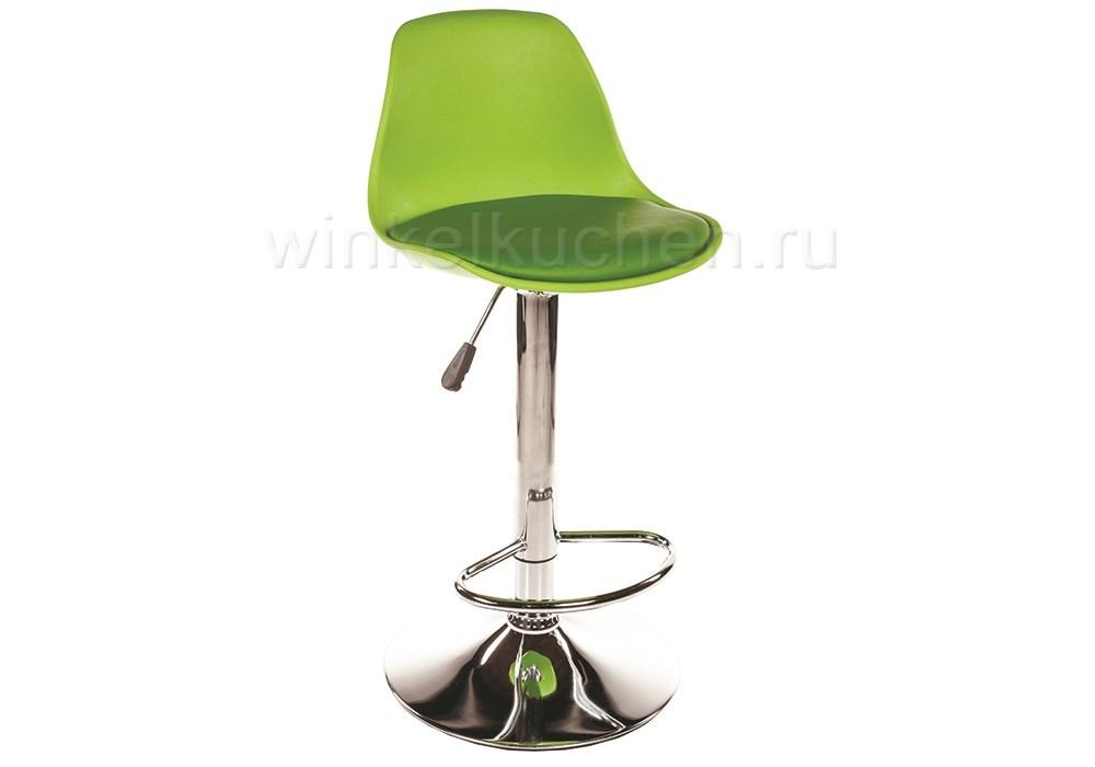 Барный стул Soft зеленый