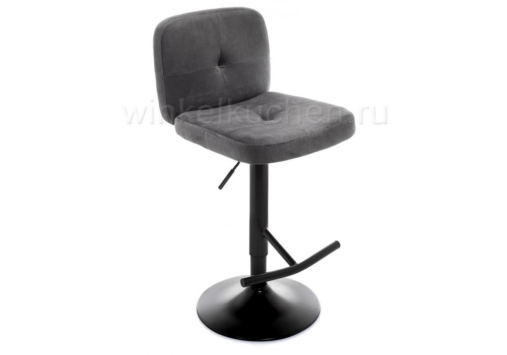 Барный стул Hoom серый