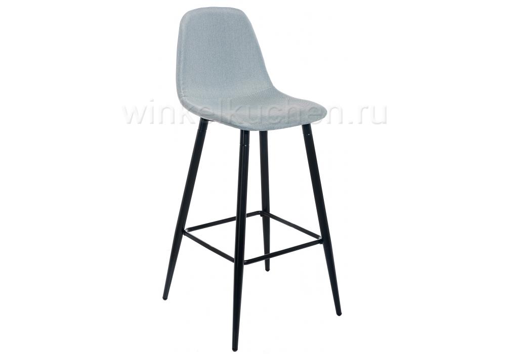 Барный стул Lada голубой