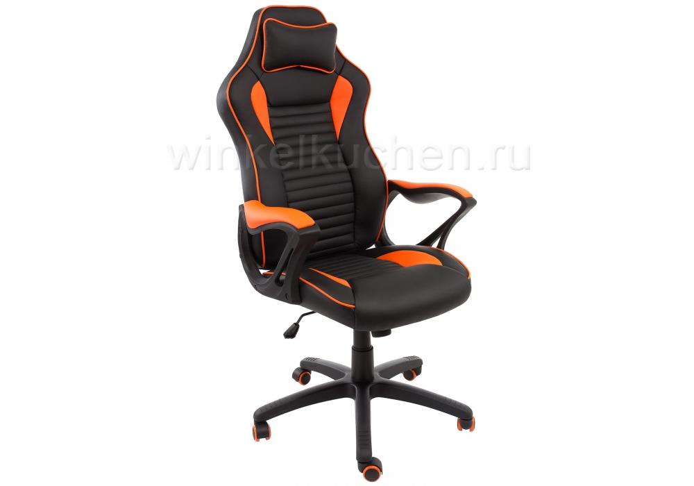 Leon черное / оранжевое