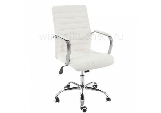 Стул Компьютерное кресло Tongo белое