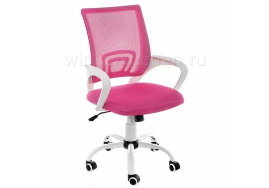 Компьютерное кресло Компьютерное кресло Ergoplus розовое / белое