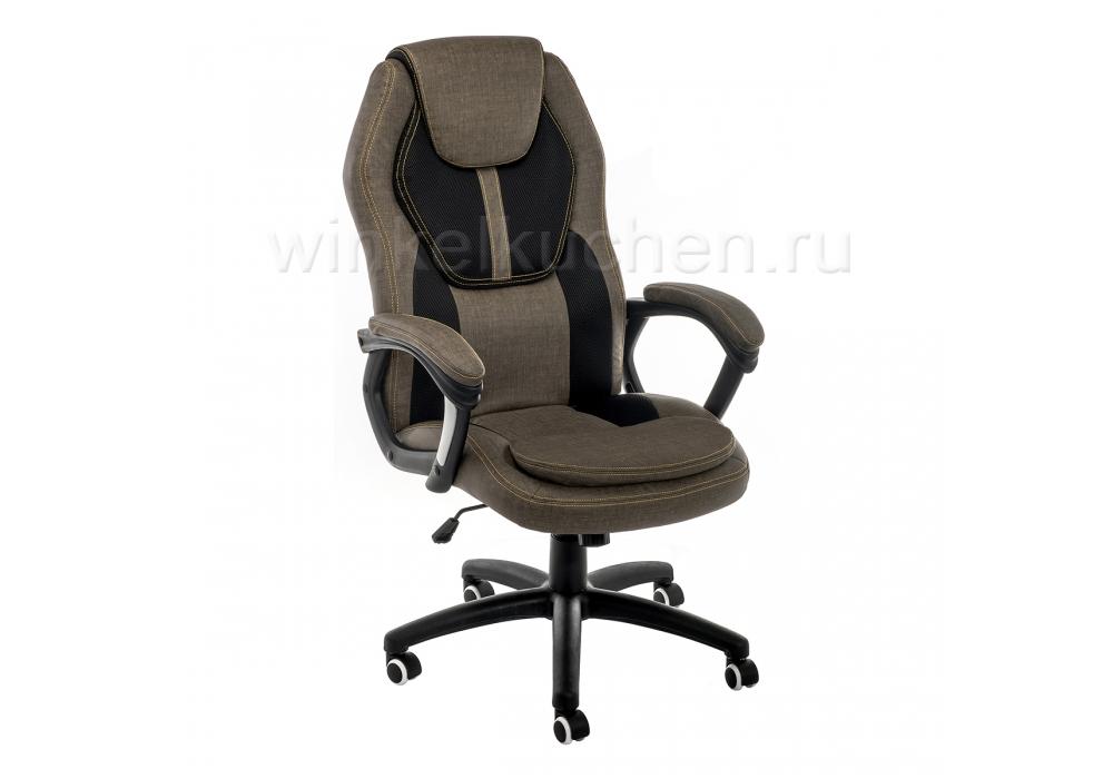 Компьютерное кресло Torino черное / серое