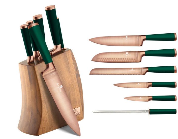 Набор ножей на подставке 6 предметов BH 2645